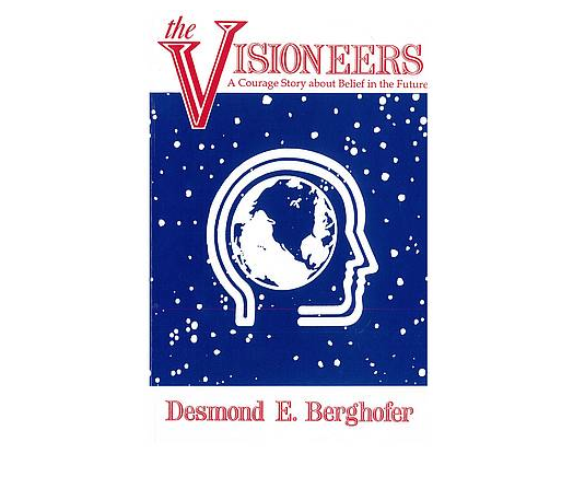 Visioneers Novel cover